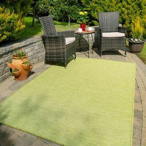Lime Green Plastic Rugs Indoor Outdoor Multi Purpose Modern Pergola Gazebo Mats