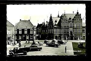 NEDERLAND-LIMBURG-FOTO-AK-VENRAY-GROTE-MARKT