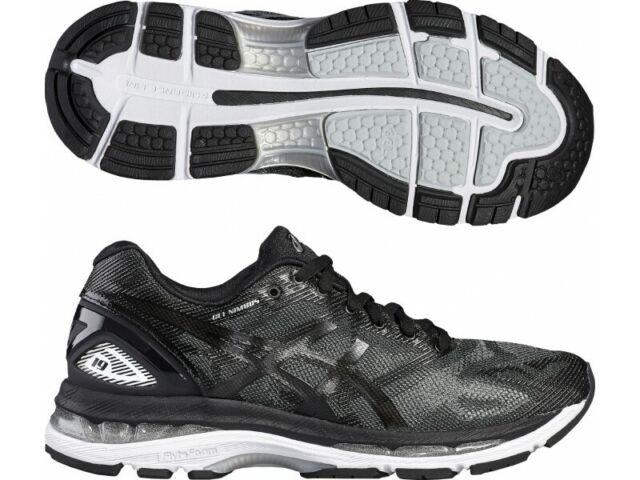 gel nimbus 19 mens running shoes
