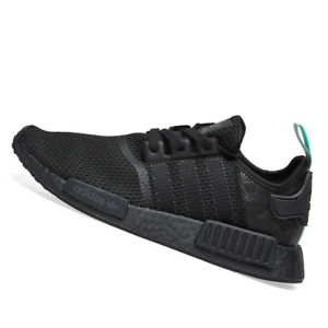 ADIDAS-WOMENS-Shoes-NMD-R1-Core-Black-amp-Clear-Mint-OW-AQ1102