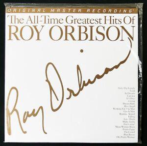 MFSL-2-LP-ROY-ORBISON-SEALED-GREATEST-HITS