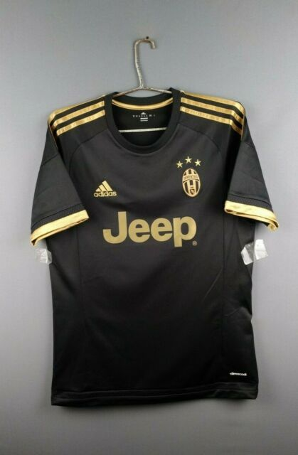 online store 3cd9f f247c 5/5 Juventus jersey M 2015 2016 cup shirt S12849 soccer football Adidas ig93