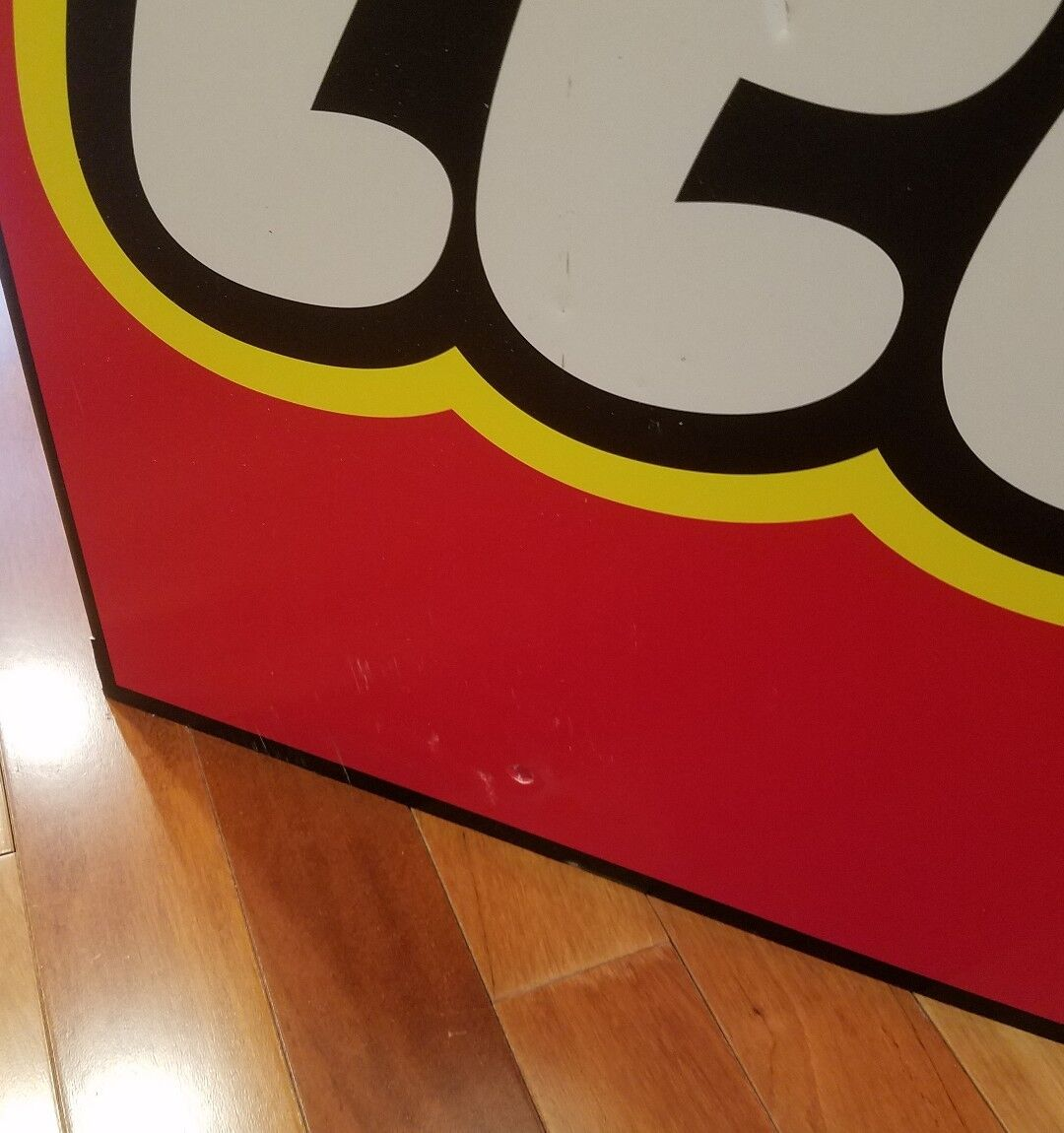 "Rare LEGO Toys R Us Store Display Fixture Sign Sign Sign Cube 28"" 824ea7"