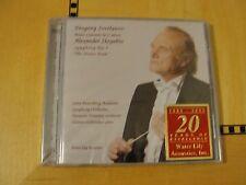 Yevgeny Svetlanov - Piano Concerto in C Minor - Super Audio CD SACD WLA