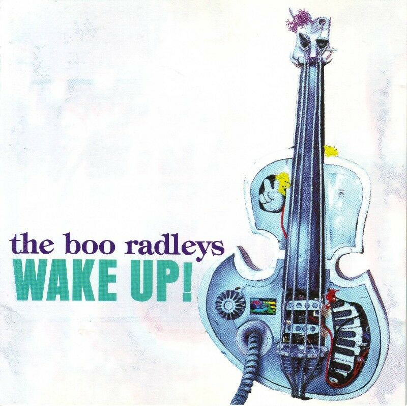 The Boo Radleys - Wake Up Boo (CD) R100 negotiable