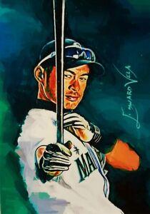 Ichiro Suzuki Card