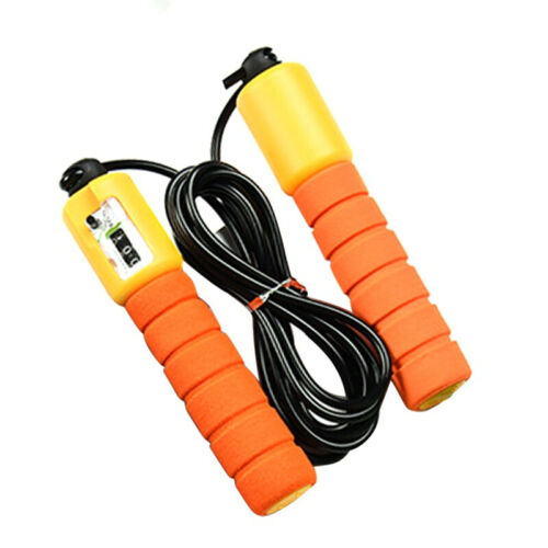 Fitness Jump Rope Jumps Counting Professional Wire Fat Burning Tools Cardio