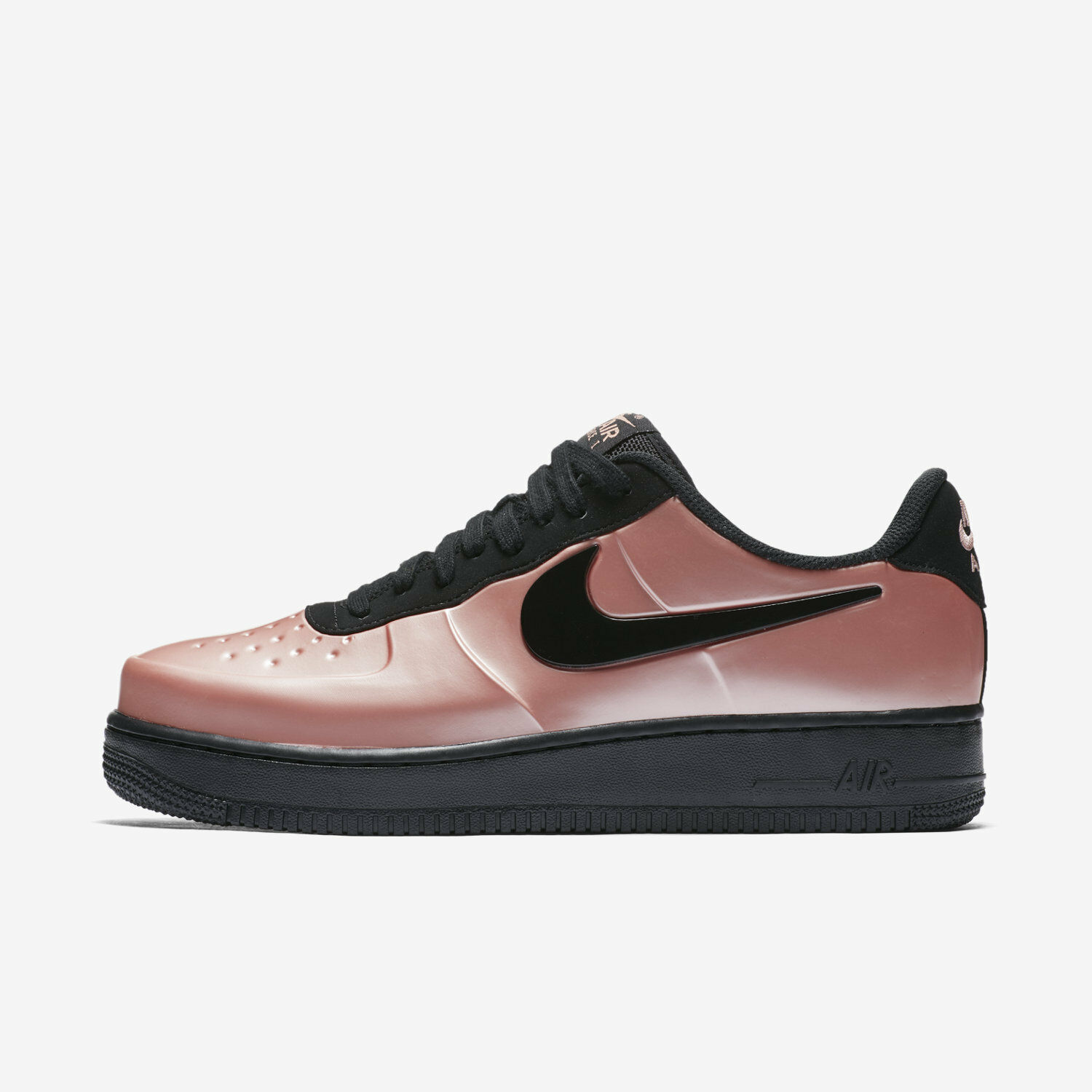 Nike air force 1 af 1 nero foamposite pro cup coral stardust nero 1 aj3664-600 sz 10 8f2c96