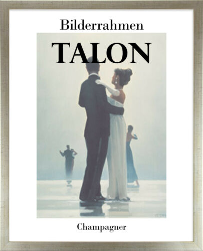 Picture Frame Talon canvaso Champagne ideal for Canvas Canvas Pictures