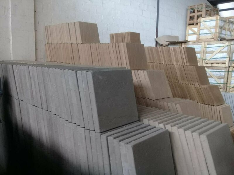 Paving slabs supplier - all sizes