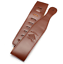 Brown-Adjustable-Soft-PU-Leather-Guitar-Strap-Belt-for-Electric-Acoustic-Bass thumbnail 5