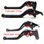 CNC Brake Clutch Levers For Honda CB500F CB500X 2013-2017 2018 2019 Adjustable