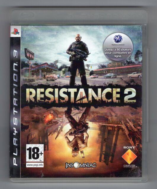 JEU PS3 ★ RESISTANCE 2 ★ SONY PLAYSTATION 3 ★ COMPLET