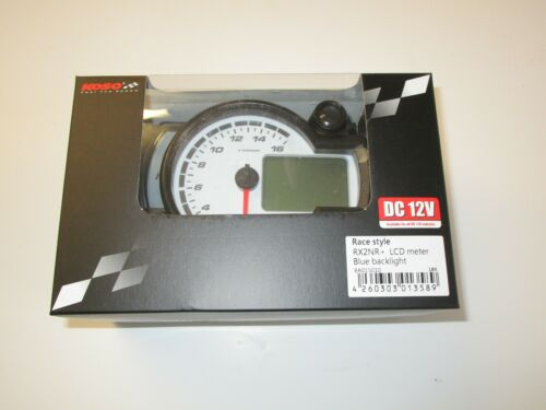 Classic Road Race Koso Instrument cluster RX2NR