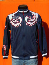 RUSSIA Jacket Veste Chaqueta Giacca Lining Billcee Sports Athletic Football Boxe