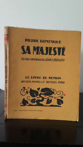 Piedra-Dominica-Su-Majestad-1930-Edicion-Artheme-Fayard
