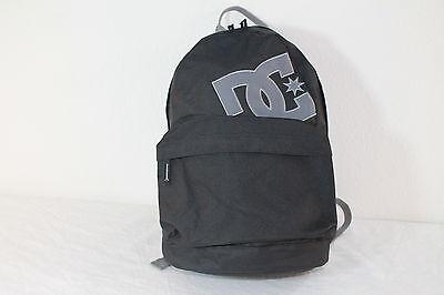 """DC Kids Backpacks /""""Freezebell/"""" Color Black//Grey"""