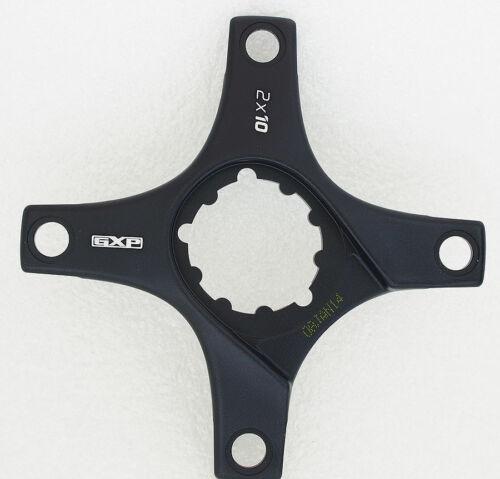 SRAM Truvativ X9 X.9 2x10 speed GXP Spider 120//80mm BCD
