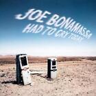 Had To Cry Today von Joe Bonamassa (2012)