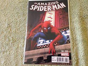 the AMAZING SPIDER-MAN  18.1  Spiderman edition Marvel comic Book