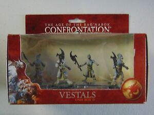 RACKHAM-CONFRONTATION-VESTALS-UNIT-BOX-SEALED-NEW-HC630