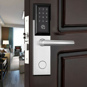 Smart-Home-Security-Keyless-Electronic-Door-Lock-Bluetooth-Touch-Password