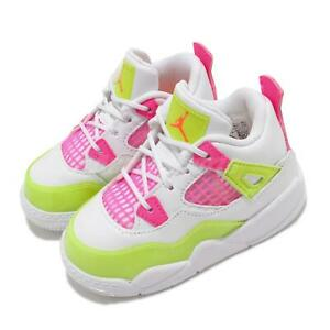 Nike-Air-Jordan-5-Retro-SE-TD-V-Lemon-Venom-Pink-White-Toddler-Infant-CV7807-100
