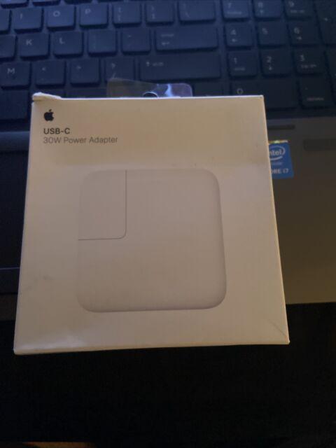 Apple MY1W2AM/A 30W USB-C Power Adapter White 065