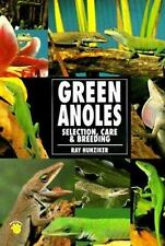 The Guide to Owning a Green Anole, Ray Hunziker, Very Good Book