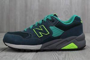 30 New Balance MRT580GT Green Retro Classic Running Shoes Youth Sz 5 ... da295bb3690e