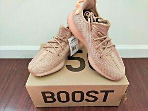 Size 7 Adidas Yeezy Boost 350 V2 Clay