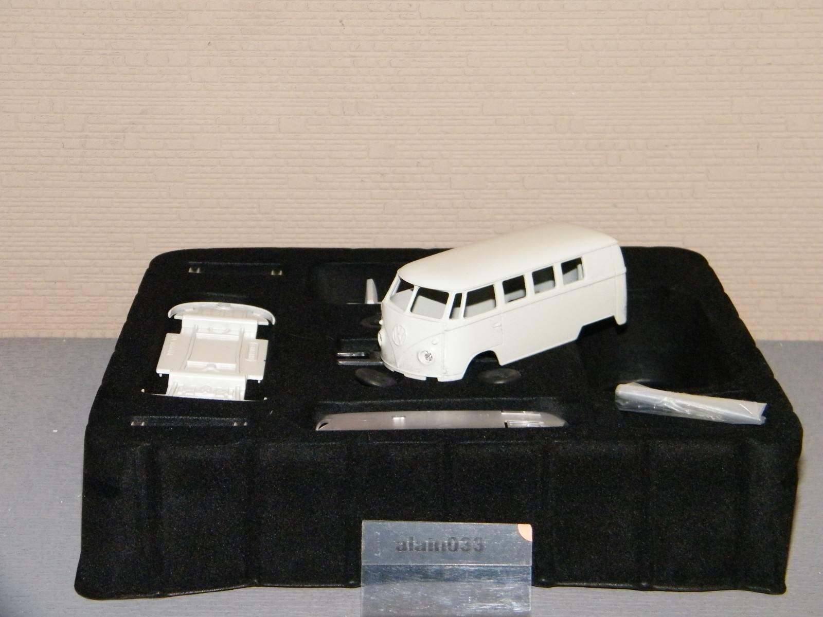 MINIAKIT Volkswagen Combi Bus MINIALUXE 1 43 Ref kit_002