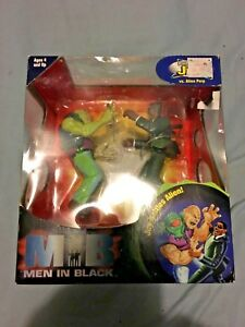 Details About New In Package Men In Black Mib Body Slam Jay Vs Alien Perp Action Figures