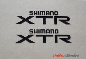 Sticker Sticker Vinyl Bike Shimano Xtr Ref2 Connecting Rod Autocollant Aufkleber