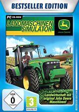 John Deere Landmaschinen Simulator für Pc Neu/Ovp