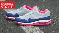 BNIB NEW Women Girl Nike Air Max LUNAR1 Black Green size 4 5 7 UK