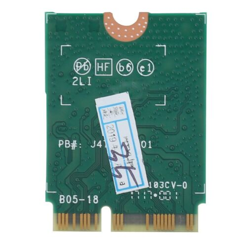 For Intel 9560AC NGW 1730Mbps Wireless WIFI Card 2.4G//5G Bluetooth 5.0 NGFF JS