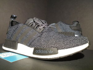 4c3d4d932dba8 ADIDAS NMD R1 CHAMPS EXCLUSIVE REFLECTIVE BLACK WHITE PK ULTRA BOOST ...