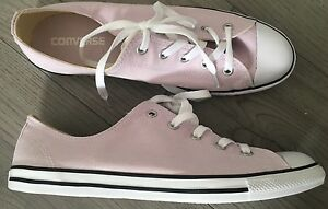 Details zu Converse Dainty Ox Ballerinas Schuhe Sneakers Flieder Lila Gr. 42 Neu