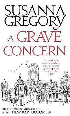 1 of 1 - A Grave Concern: The Twenty Second Chronicle of Matthew Bartholomew (Chronicles