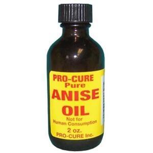 Pro-Cure-Pure-Anise-Bait-Oil-2-oz-Bottle-Fishing-Scent