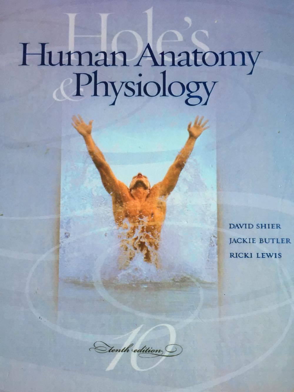 Hole\'s Human Anatomy & Physiology Tenth Edition Student Hardcover ...