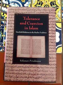 Cambridge-Studies-Tolerance-and-Coercion-in-Islam-2003-Friedmann-HC-Free-Ship