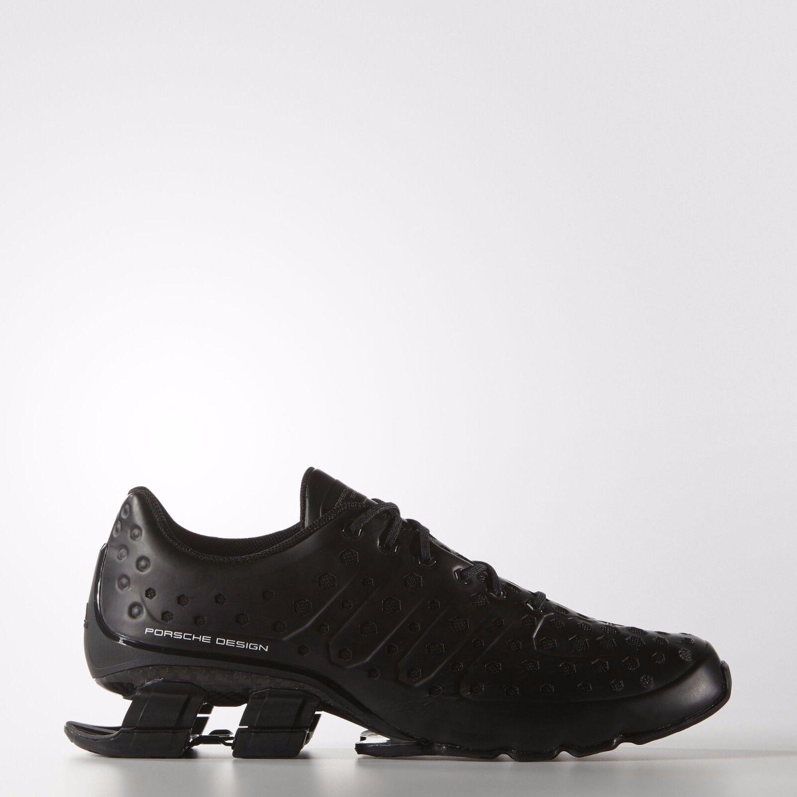 Adidas Porsche (AF4401) Design Sport P'5000 Bounce S4 2.0 Shoes (AF4401) Porsche Black size 9,5US 328cef