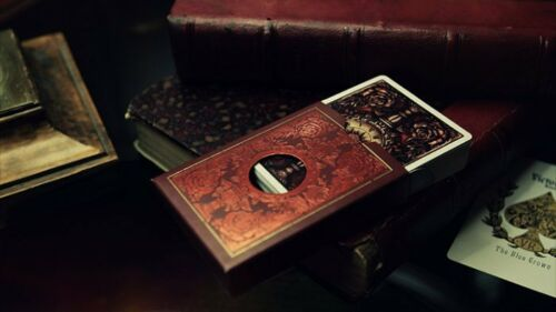 Victorian Room Playing Cards by The Blue Crown Poker Spielkarten