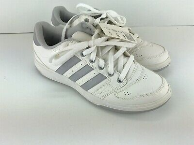 Adidas Oracle V Mens Tennis Shoes Size 8 White Classic Retro Trainers New #CLST | eBay