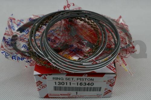 PISTON 13011-16340 1301116340 Genuine Toyota RING SET