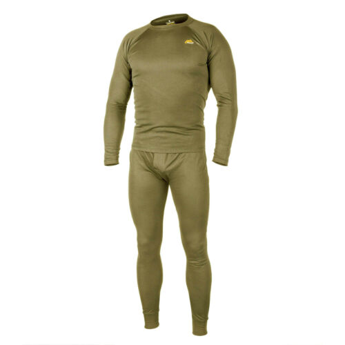 Helikon-Tex US Baselayer Level 1 Underwear Full Set L1 Gen III Shirt Hose oliv