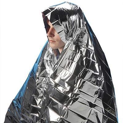 Ordelijk Emergency Foil Survival Blankets - Thermal & Waterproof - First Aid Camping Door Wetenschappelijk Proces
