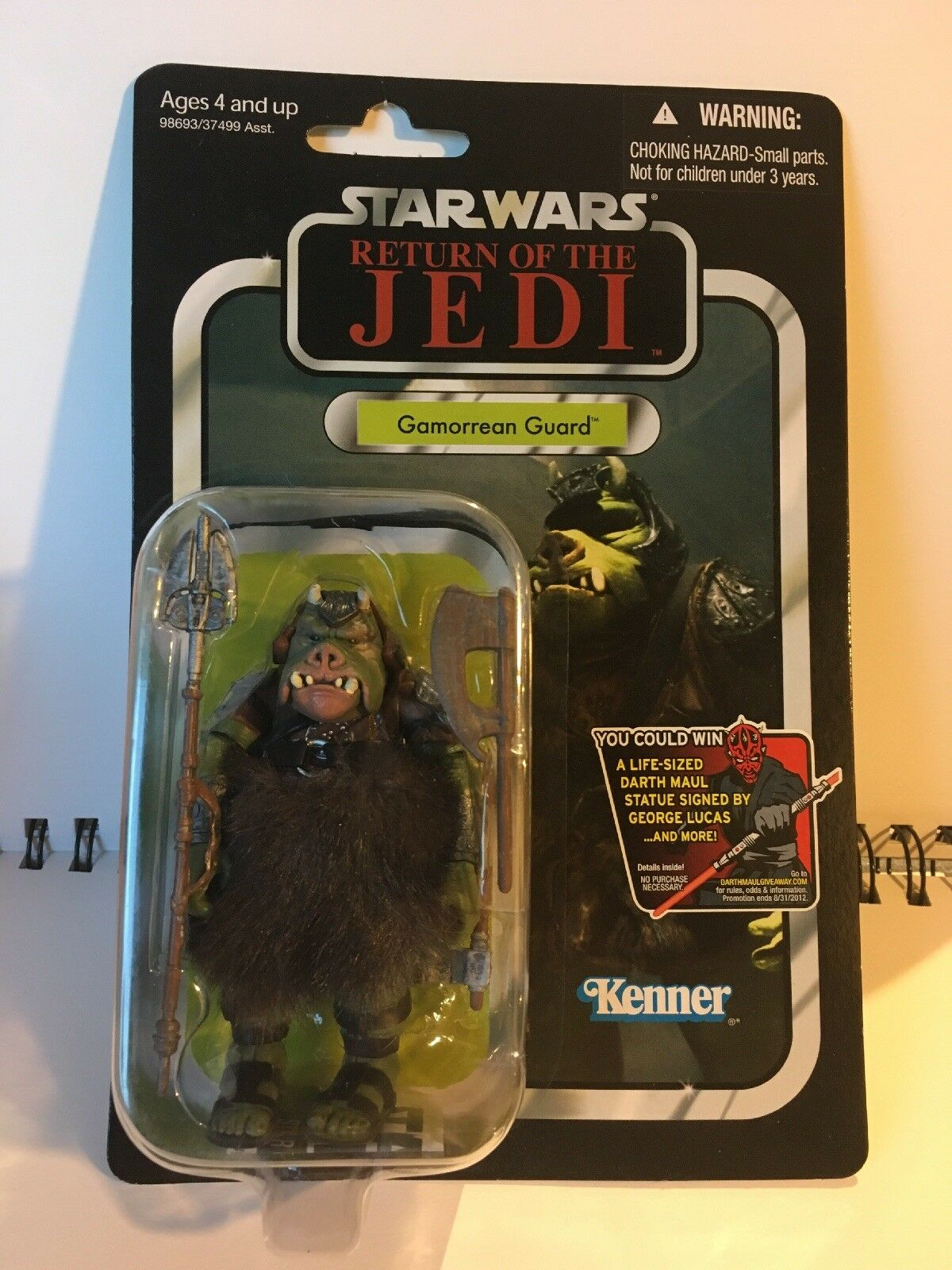 Star Wars Vintage Collection Gamorrean Guard Moc